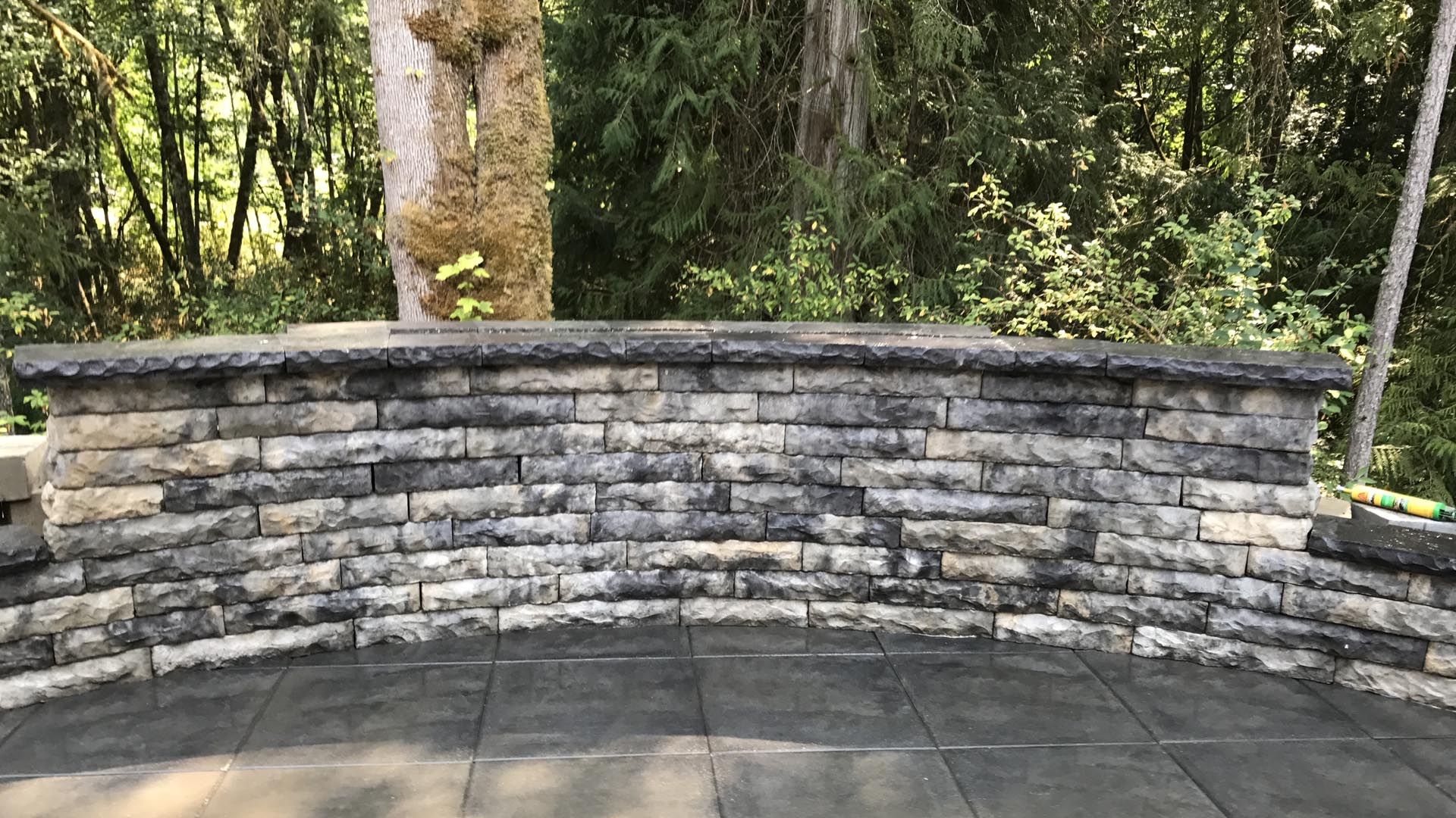 Millions Custom Landscaping Hardscaping, Retaining Walls and Decks slide 1